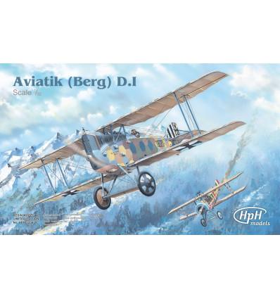 Aviatik Berg D.I 1/32