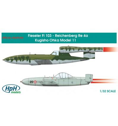Fi-103 - Reichenberg + Ohka 1/32